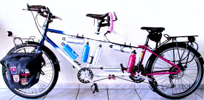 2fortrips tandem bicycle
